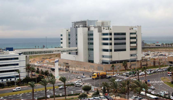 Intel built its Haifa site specifically to meet LEED green building requirements