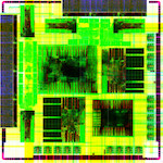 Featured image of ASIC chip plot - Dot Hill case study