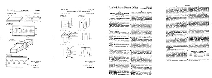 William Shockley's a958 patent for TSVs (Source: Google Patents)