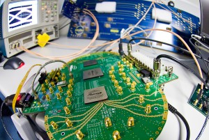 High-speed, board-level I/O calls for accurate measurements to help drive simulations