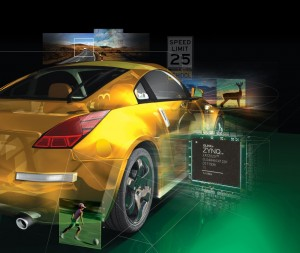 Electronics hardware is helping ADAS rapidly evolve for automotive applications  (Image: Xilinx)