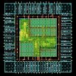Innovus chip layout