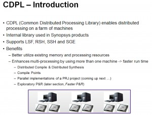 Outline of CDPL (Source: Synopsys)