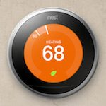 Nest Thermostat for IoT PCB article