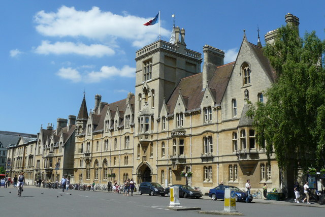 Doc Formal earned his DPhil at Oxford's Balliol College (Peter Trimming)