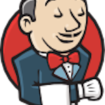 Jenkins automation server logo