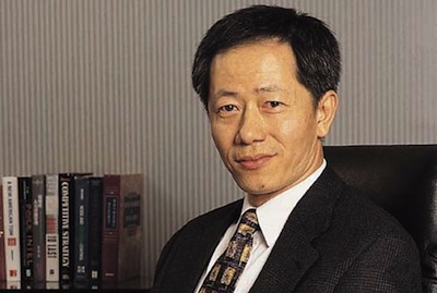 Dr Mark Liu, president and co-COO, TSMC (Source: TSMC)