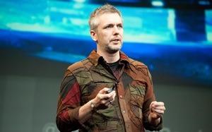Highway1 founder Brady Forrest speaking at Roadmap 2013