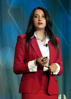 Oracle's Nandani Ramani at ARM TechCon 2013