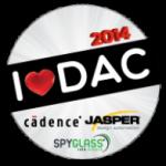 I heart DAC logo