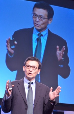 Cliff Hou, VP R&D, TSMC, at DAC 2014