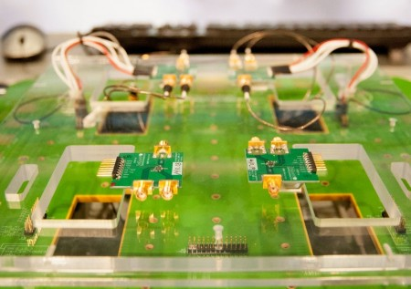 Chipmakers have used STS to enable multisite testing for higher throughput