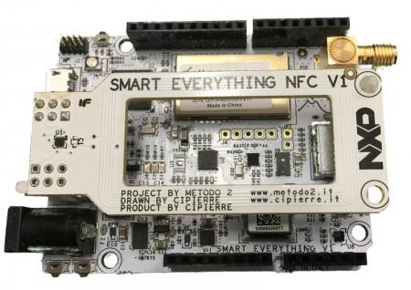 Arrow's SmartEverything board