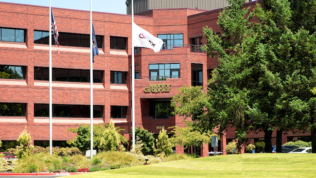 The Mentor Graphics brand and Oregon headquarters are expected to be retained