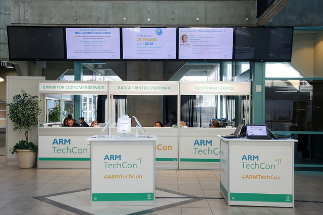 ARM TechCon returns to the Santa Clara Convention Center next week (ARM)
