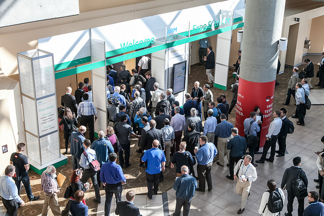 The 2017 ARM TechCon will feature vendors including Synopsys in the Expo Hall (ARM)